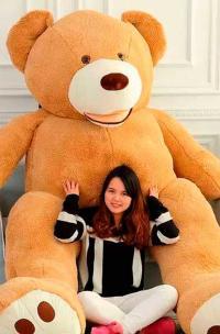 плюшевый медведь 260 см
