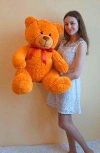Плюшевый медведь 120 см