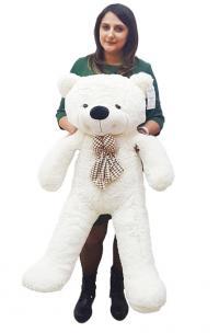 Плюшевый Медведь 130 см белый