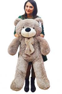 Плюшевый Медведь 130 см бурый