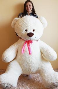 Плюшевый медведь 200 см I love you