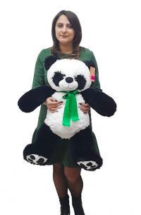 Панда 80 см