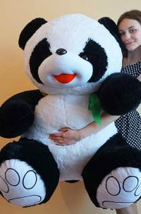 Плюшевый медведь Панда 160 см