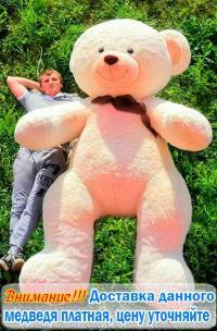 гигантский медведь 3 метра