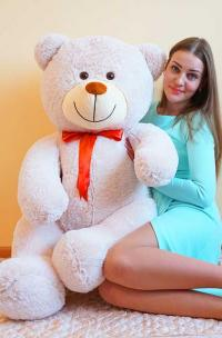 Большой медведь игрушка 150 см