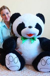 Панда плюшевый медведь 150 см