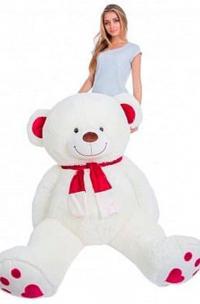 Плюшевый медведь большой 180 см
