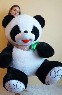 Плюшевый медведь Панда 170 см