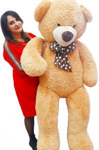 Огромный плюшевый медведь 210 см