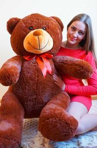 Мягкий медведь игрушка 150 см